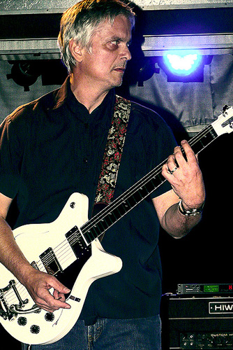 jesus lizard - duane denison