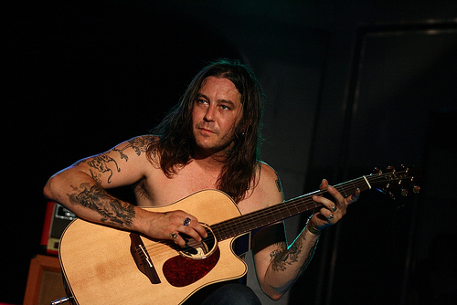 Sleep - Matt Pike acoustique