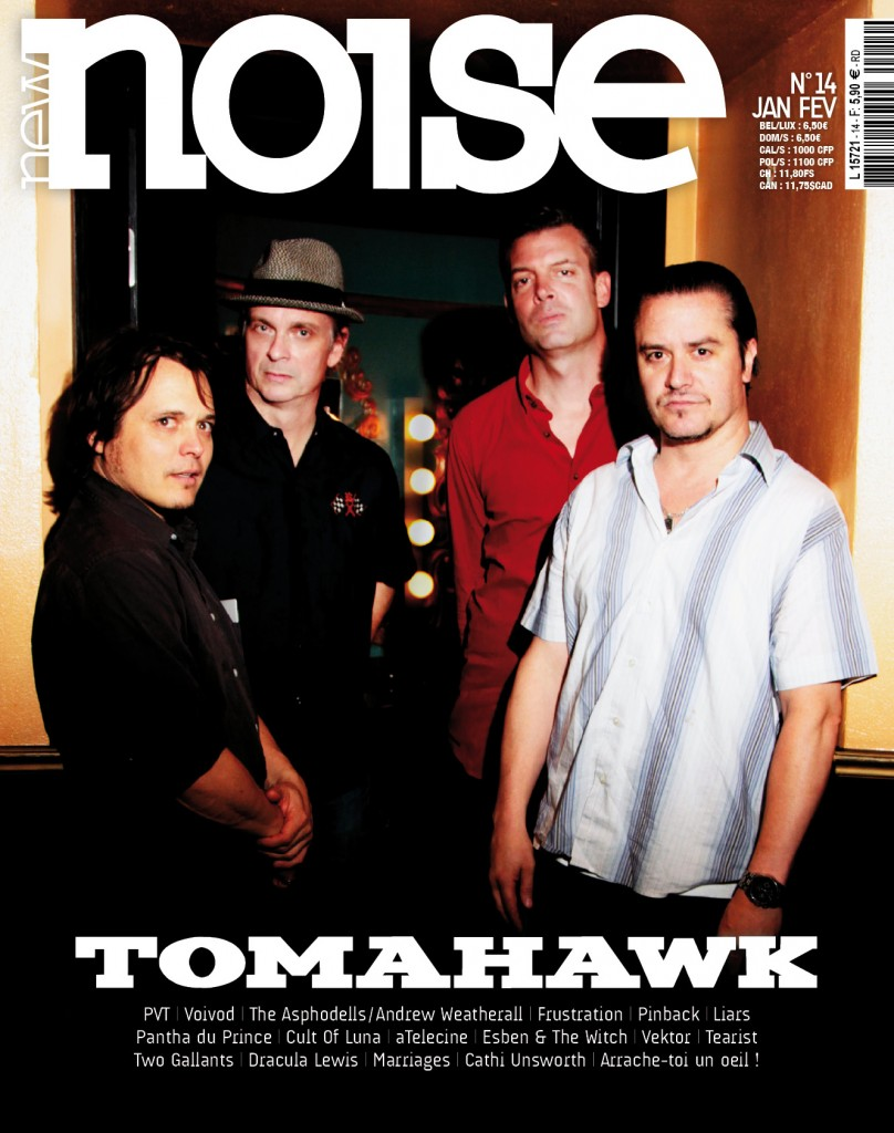 Noise / Versus / Velvet - Page 10 Couv14-tomahawk-808x1024