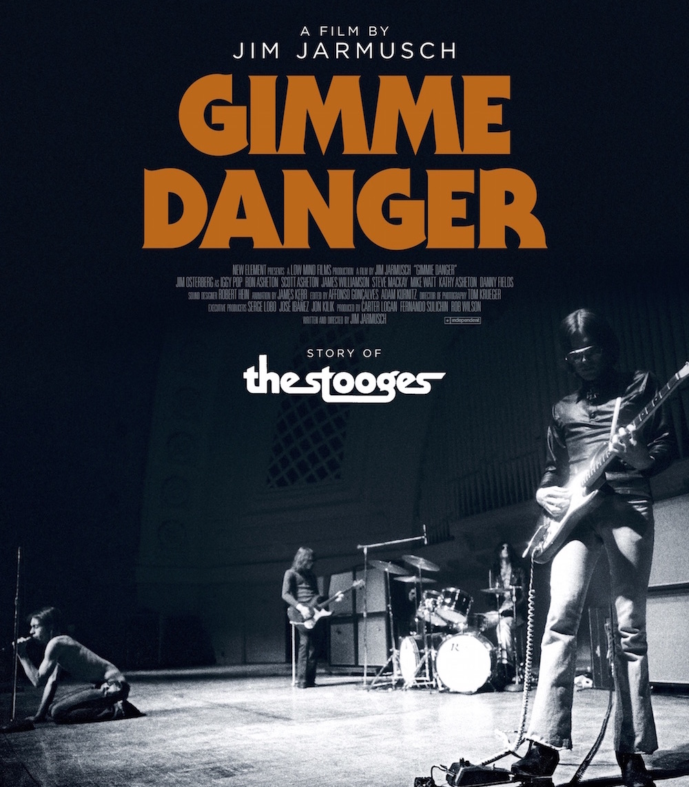 Iggy Pop Album Covers Amazing gimme-danger-iggy-pop-stooges-jarmusch | new noise magazine